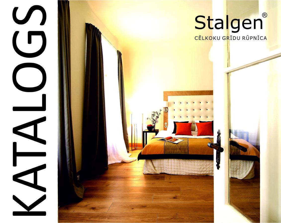 Stalgen produktu katalogs